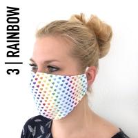 Maske Rainbow