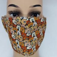 Maske Teddys