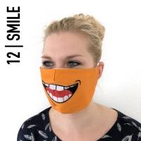 Maske Smiley