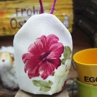 Eierwärmer Blume
