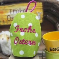 Eierwärmer Frohe Ostern