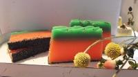 Papaya - handgemachte Seife