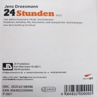 CD - 24 Stunden von Jens Dreesmann