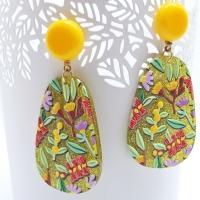 Ohrringe Blumenwiese